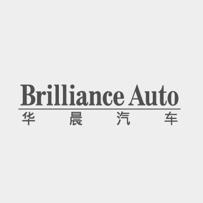 Logo der Firma Brilliance Auto